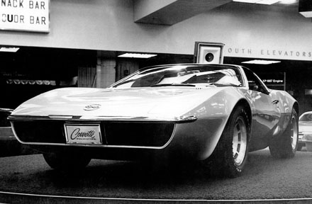 1969_Chevrolet_Corvette_XP-882_Front_View