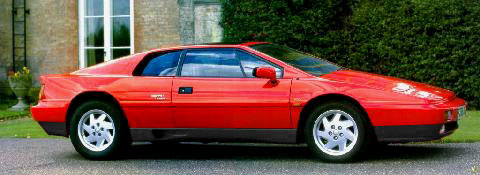 1988_Lotus_Esprit_Turbo_Side