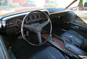 Dodge_Challenger_1970_Interior
