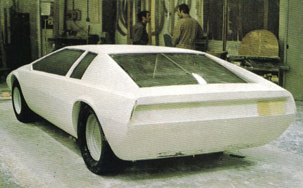 Lotus_Esprit_Clay_Model_Rear