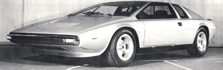 Lotus_Esprit_Concept_Model_1972