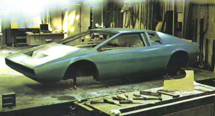 Lotus_Esprit_Model