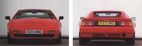 Lotus_Esprit_NA_Front_Rear_View