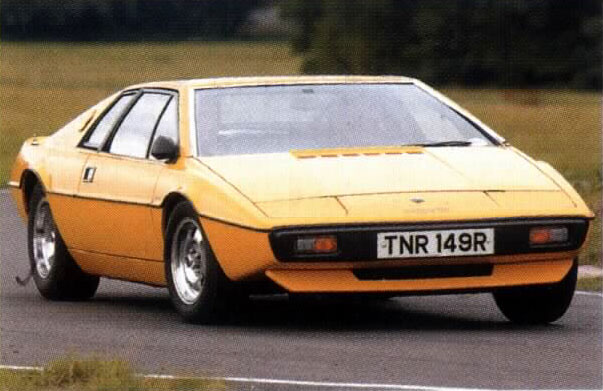 Lotus_Esprit_S1_Yellow_Front