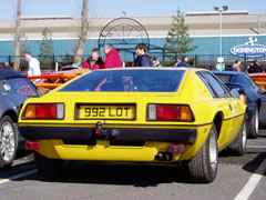 Lotus_Esprit_S1_Yellow_Rear