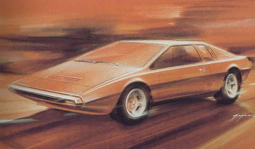 Lotus_Esprit_Sketch