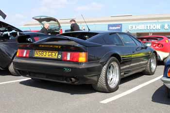 Lotus_Esprit_Sports_300_Black_rear