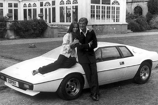 Lotus Esprit Spy Who Loved Me