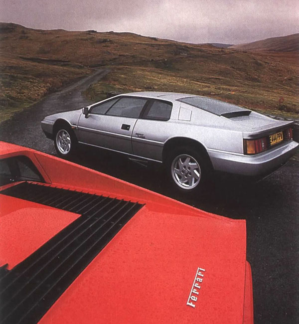 Lotus_Esprit_Turbo_Ferrari_328_GTB