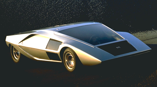 Bloggozzo Zabriskie Point La Lancia Stratos